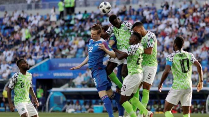 PIALA DUNIA: 'Elang Afrika' Nigeria hancurkan 'tim parkir ...