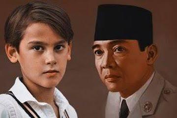Cucu Bung Karno Frederik Kiran Soekarno Kini Sudah Remaja Tinggal Di Belanda Bersama Ortu Benderra News