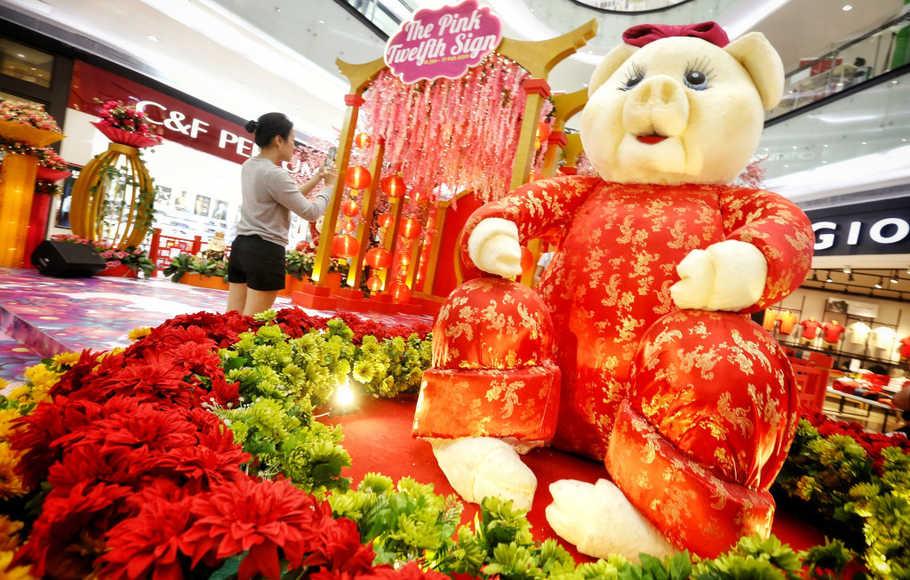 Wow Dapatkan Dan Nikmati Aneka Pernak Pernik Tahun Baru Imlek Persembahan Lippo Mall Benderra News